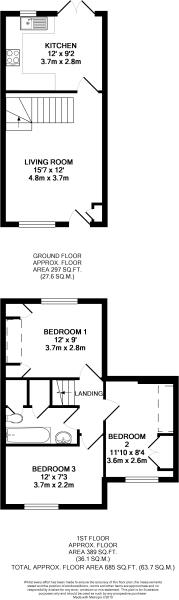 50 Woodhouse Close -