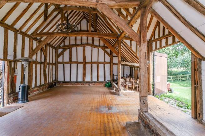 Grade II Listed Barn
