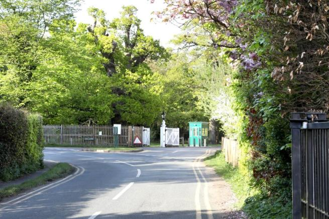 Blacknest Gate
