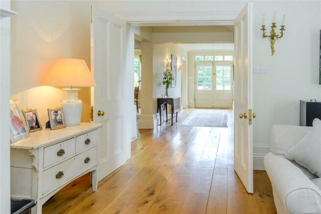 View Into Hallway