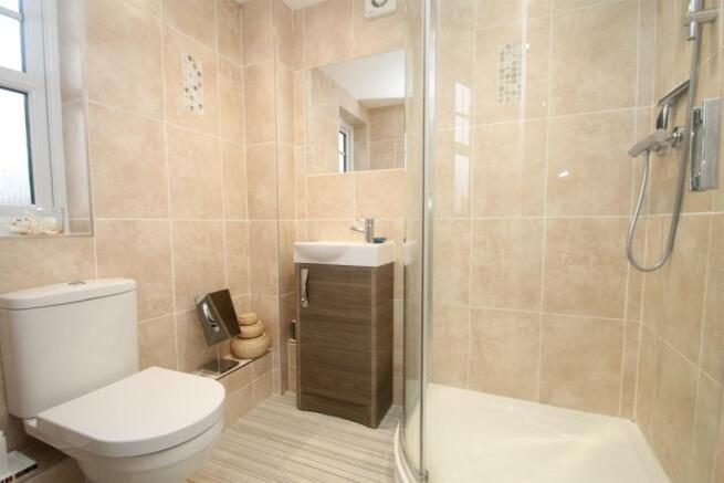 Luxury En-suite Shower Room