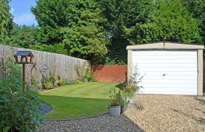Rear Garden and G...