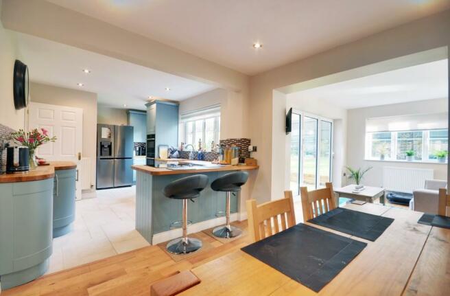 Kitchen Dining Fa...