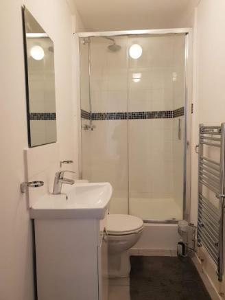 Recently fitted bathroom