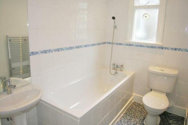 Bathroom combined W.C