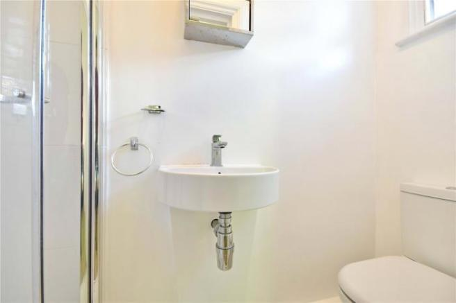 Shower combined W.C