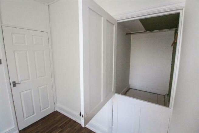 Bedroom 2 cupboard