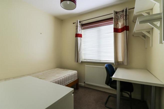 Bedroom Four - Small Double