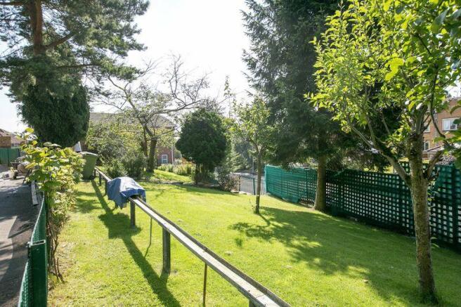 Garden plot to...