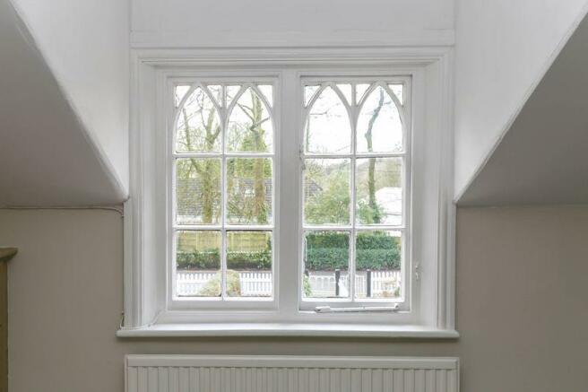 Gothic windows
