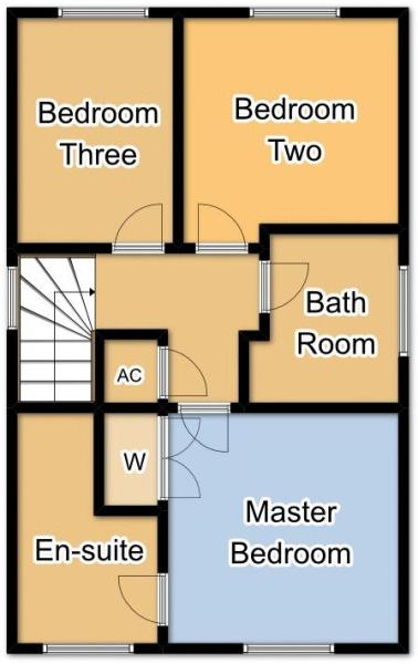 First Floorplan