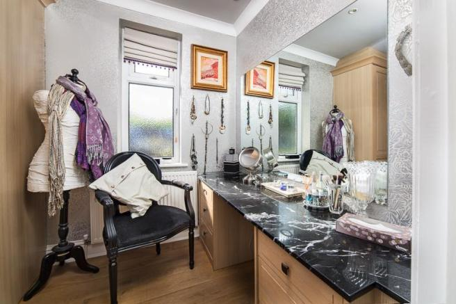 Secondary Master Dressing Room