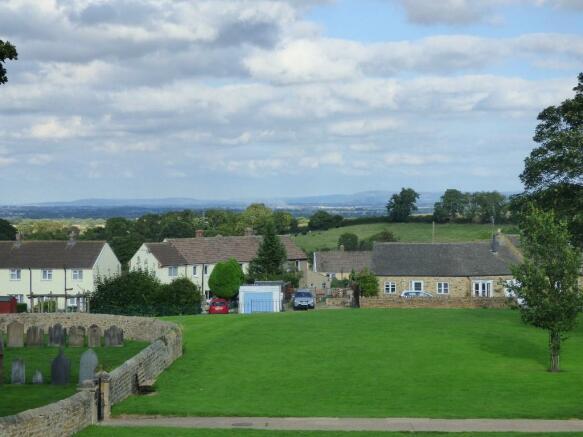 Village green views