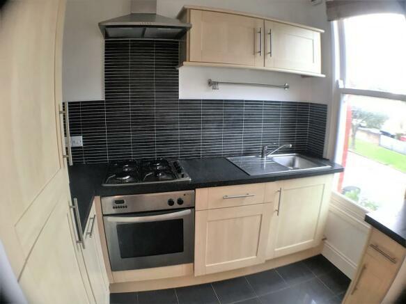 Kitchen - flat 4