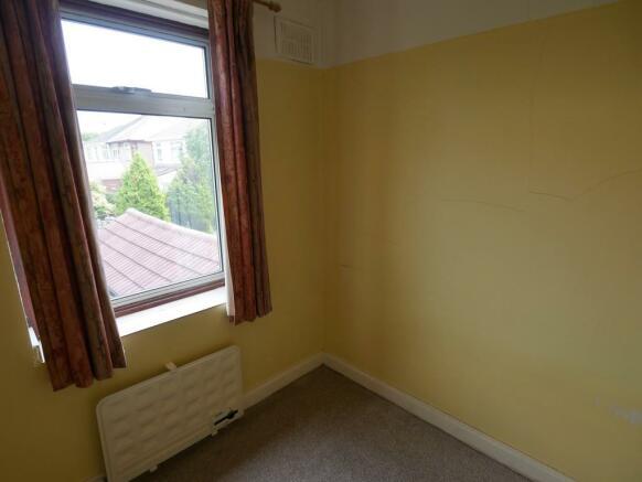 Bedroom 3 - Rear