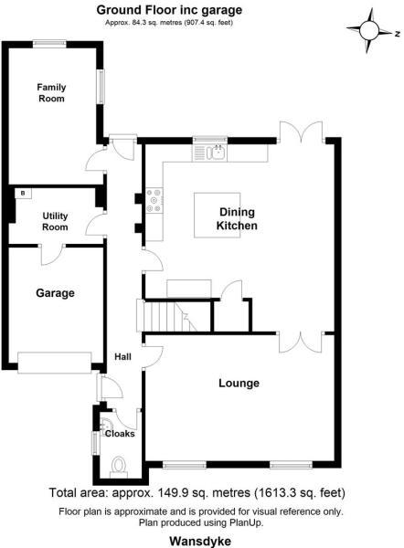 Wansdyke - Floor 0.JPG