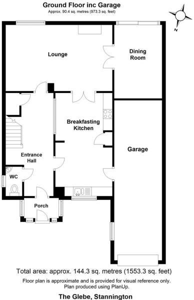 The Glebe, Stannington - Floor 0.JPG