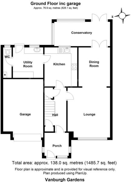 Vanburgh Gardens - Floor 0.JPG