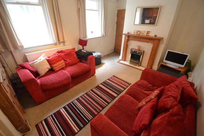 Living room view 2