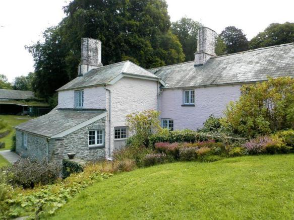 Cottage - Rear...