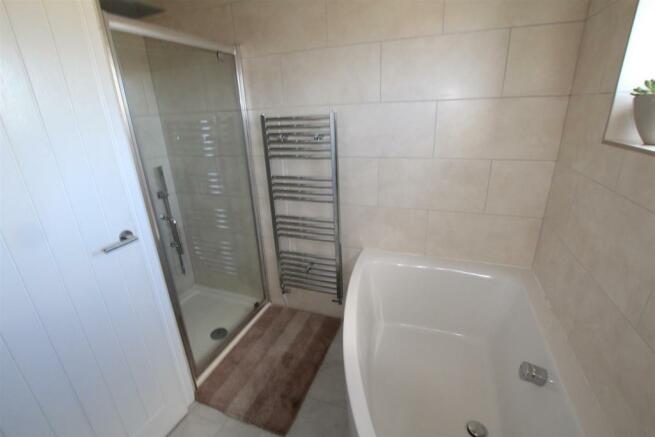 Family Bathroom / Shower / WC