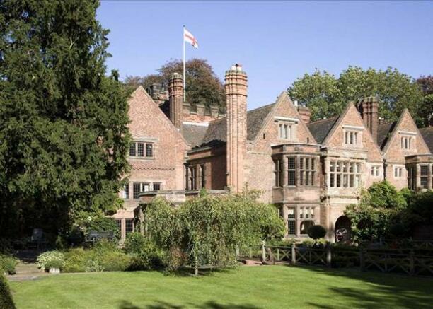 Whittington Old Hall