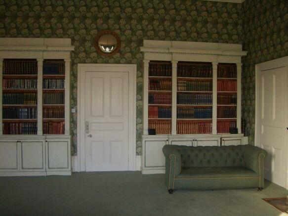 Library bookca...