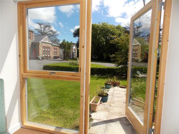 View From Patio Door