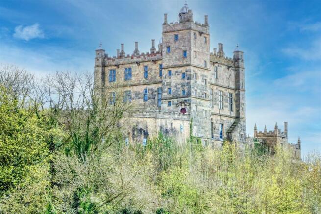 Bolsover Castle - Views