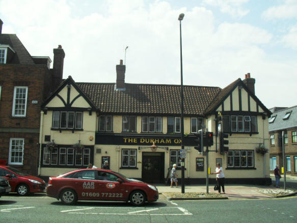 Pub across the road