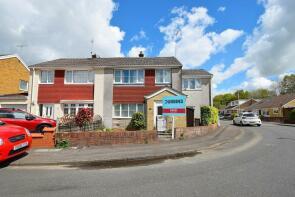 Photo of Oakfield Crescent, Tonteg, Pontypridd