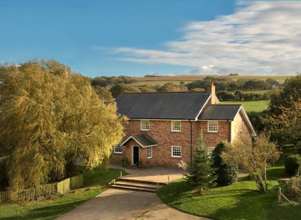 5 Bedroom Farm House For Sale In Nr Newport Isle Of Wight