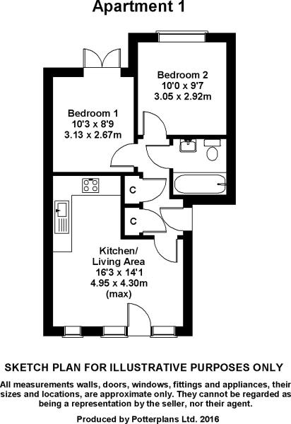 Apartment 1, Kaia