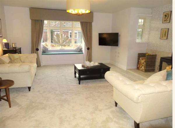 Show home lounge pic