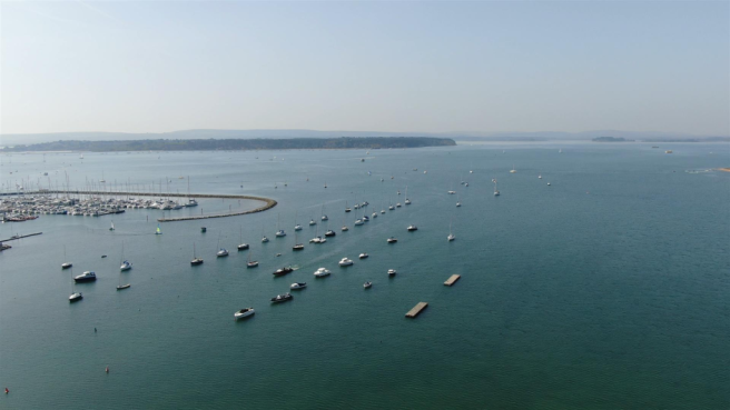 Salterns Marina