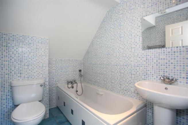 Bathroom annex