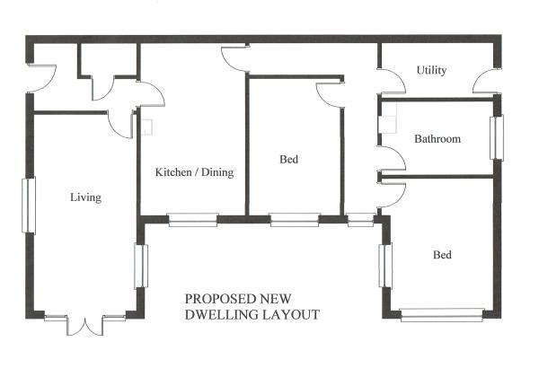 Proposed New Dwel...