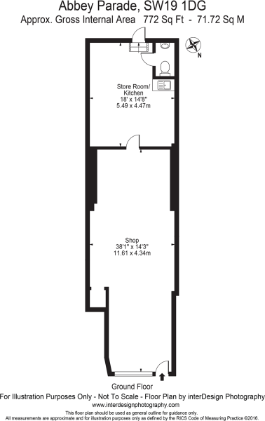 Shop Floorplan