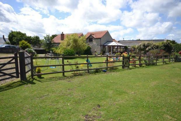 3 bedroom barn for sale in Stolford, Stogursey, Bridgwater ...