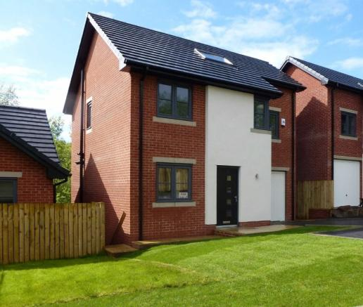 4 Bedroom Detached House For Sale In Plot 14 Owls Gate
