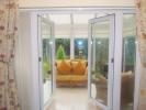 Conservatory door...