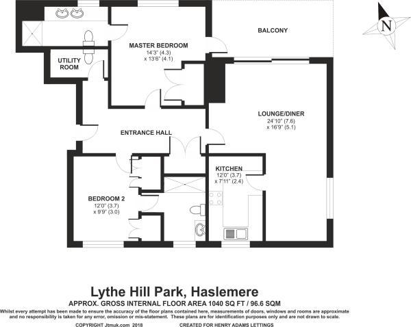 Floorplan property t