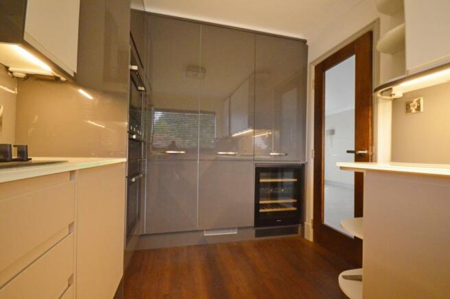 Kitchen property to