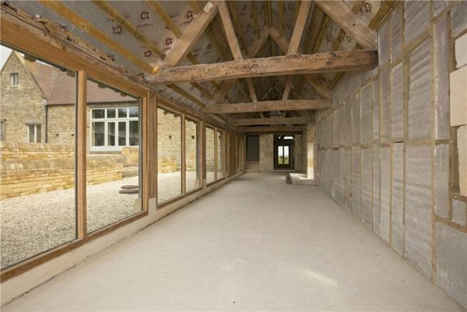 Barn To Be Converted