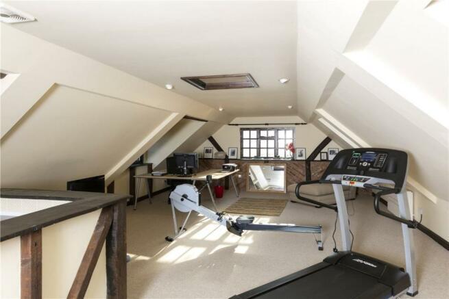 Studio Above Garage