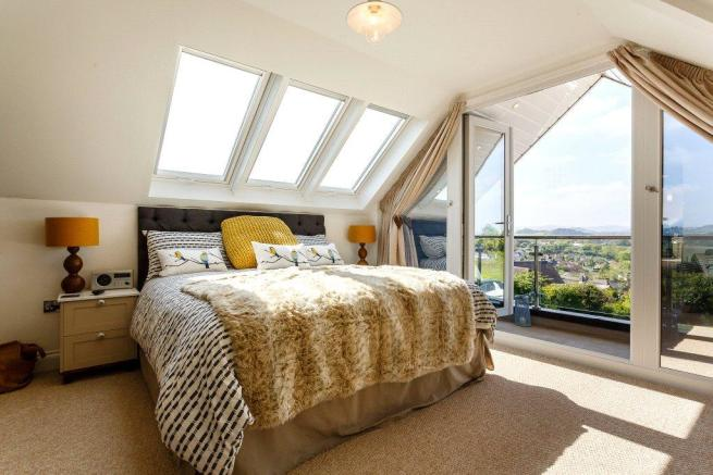 Bedroom 2 With Views