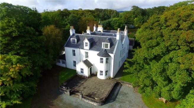 Coastal House Skye