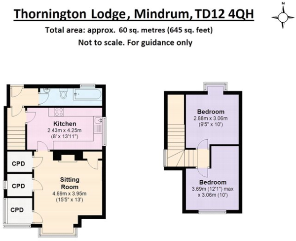 Thornington Lodge