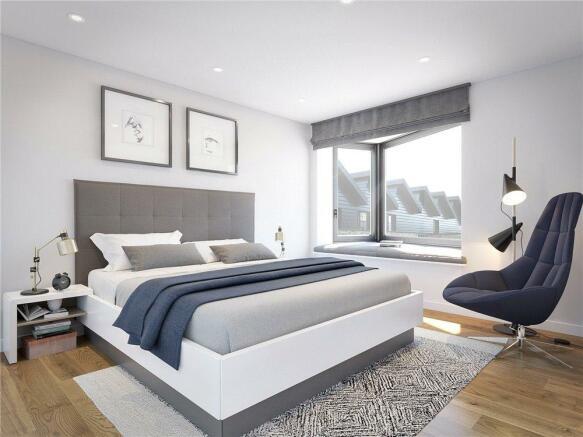 studio flat for sale in king 39 s stables road edinburgh. Black Bedroom Furniture Sets. Home Design Ideas