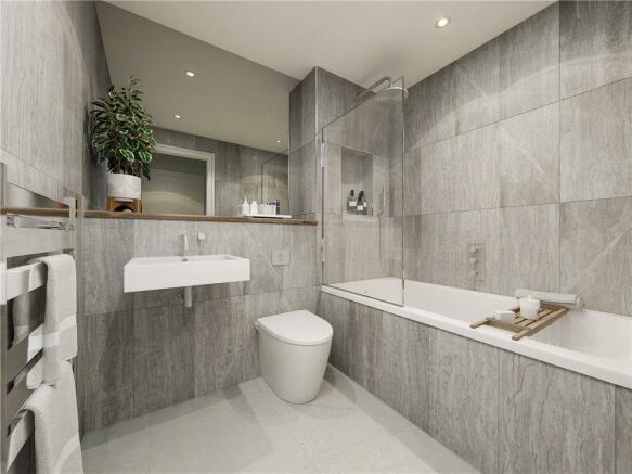 Main Bathroom CGI